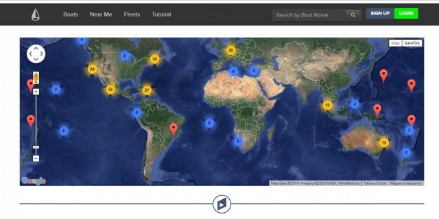 Farkwar – free multiplatform offshore position reporting  – painlessly